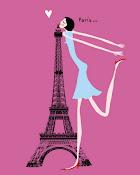 J'adore la Tour Eiffel...