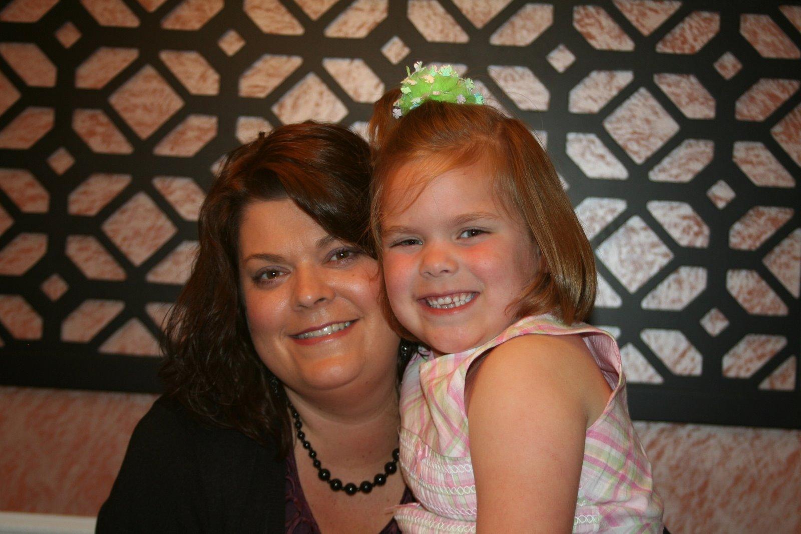 Rachel and Me!