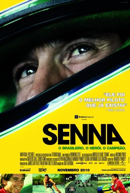 El documental de Senna se estrena en España en mayo SENNA