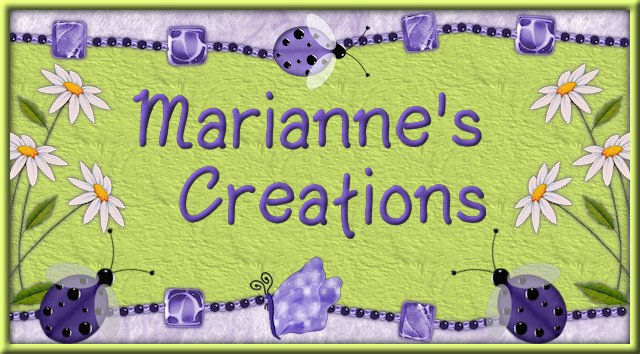 Marianne's Creations