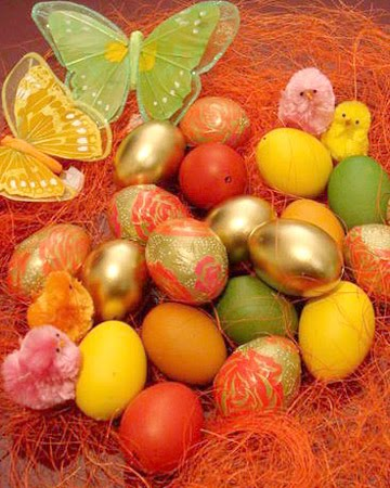 easter egg decorating ideas | kojodesigns