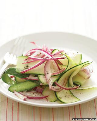 Салат из цуккини фото рецепт