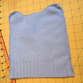 pourquoi se fatiguer a tricoter nicole
