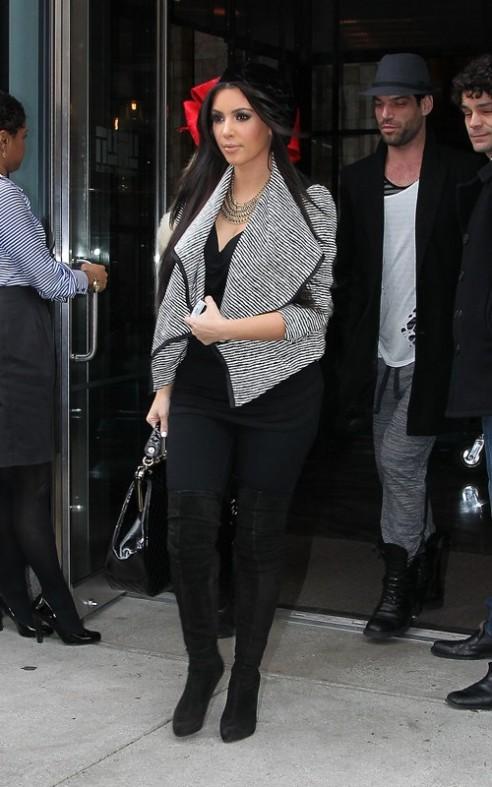 Fashion Seen By Louisagrv Celeb Fashion Kim Kardashian