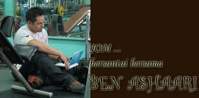 GEGAR 1,000 BLOG OLEH BEN ASHAARI
