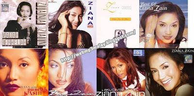 Ziana Zain Discography mp3 albums