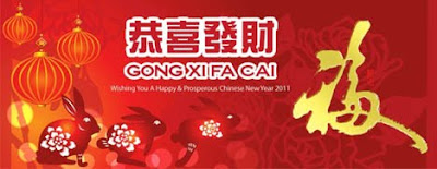 Happy Chinese New Year to all Malaysian