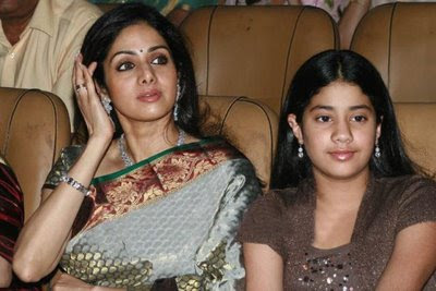 Sridevis daughter Jhanvi now in filmWay hight  A Cool Stuff