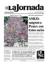 Periodico La jornada