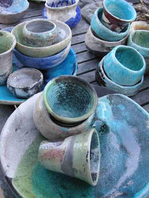Chisato ceramica piezas de raku for Curso ceramica barcelona