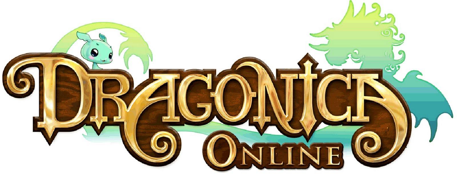 Dragonica MMORPG Dragonica+logo