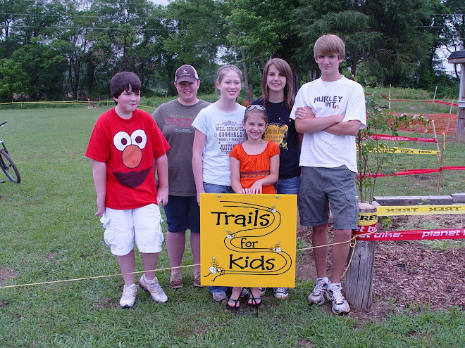 Huntsville Times Story about Trails for Kids