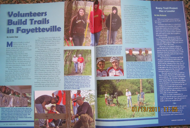 Tennessee Conservationalist Magazine