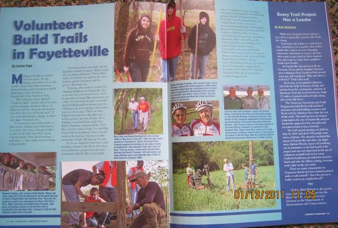 Tennessee Conservationalist Magazine