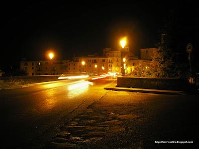 ariccia di notte