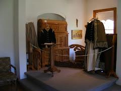 Display of Elizabethan Items