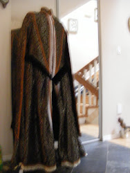Elizabethan Outer dress