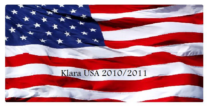 Klara i USA 10/11