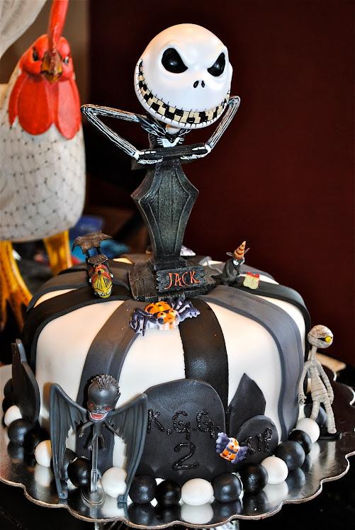 Nightmare Cake