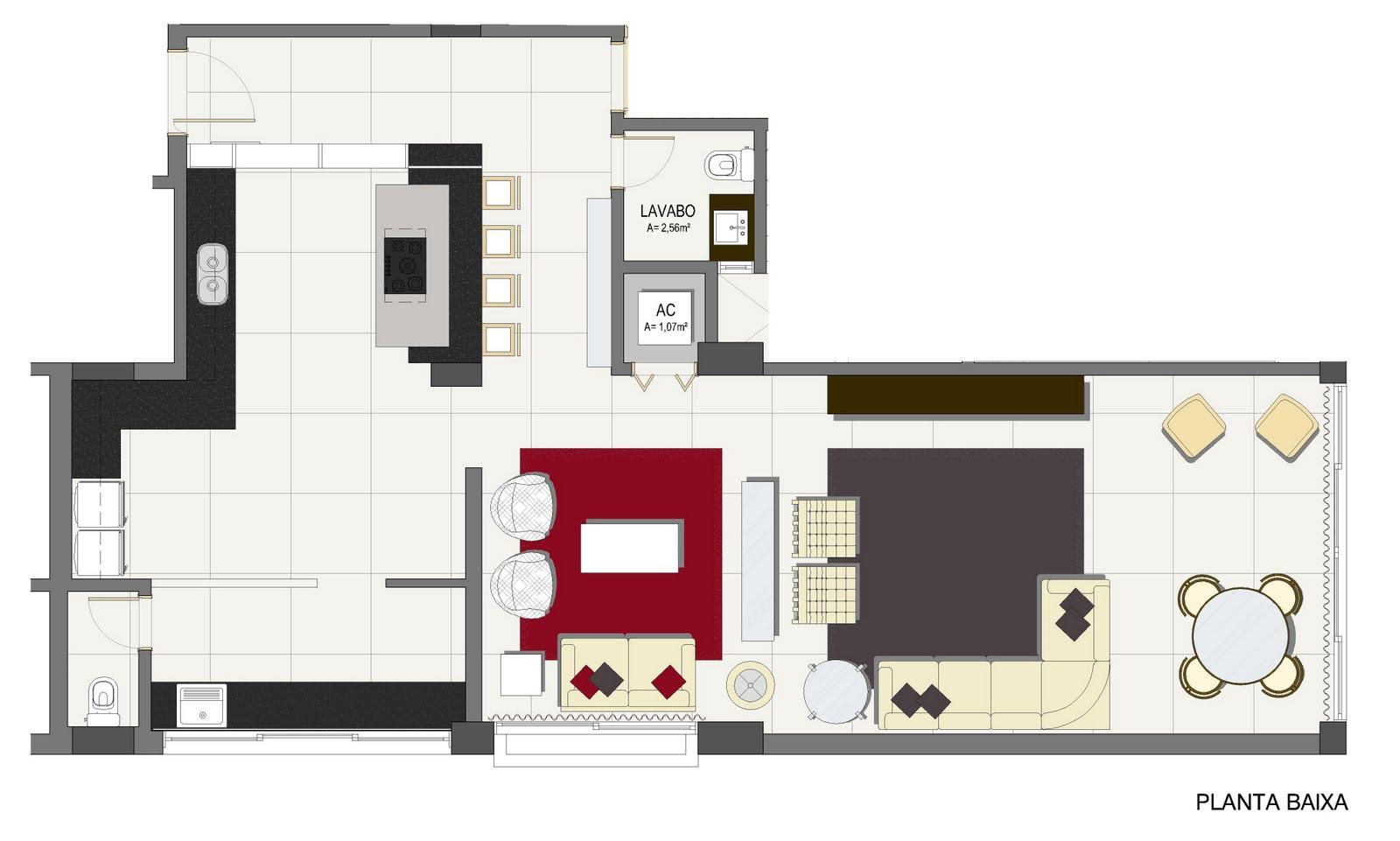Projetos Arquitetônicos #870F23 1600 961