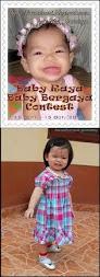 Baby Raya Baby Bergaya Contest