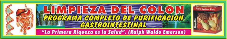 LIMPIEZA DEL COLON