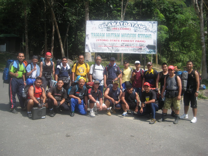 XPDC GUNUNG STONG,PENJARA KAJANG 12-14.MEI,2010.