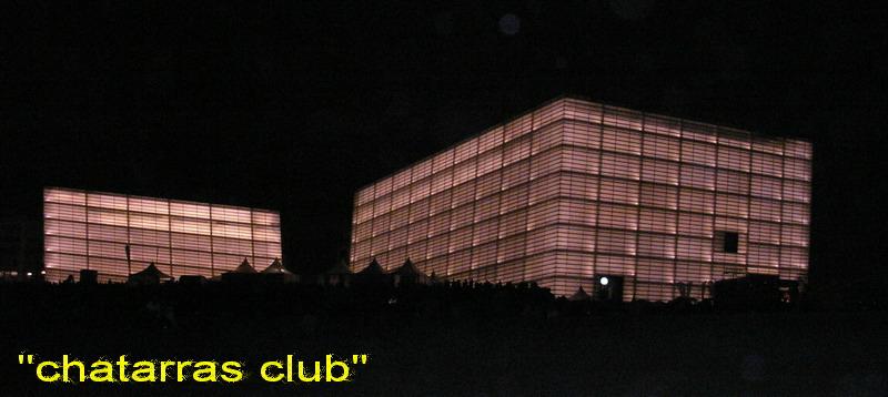 -chatarras club- en Jazzaldia 2007