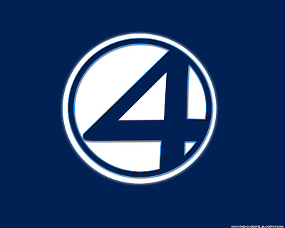 The House Of El: The Fantastic Four Logo