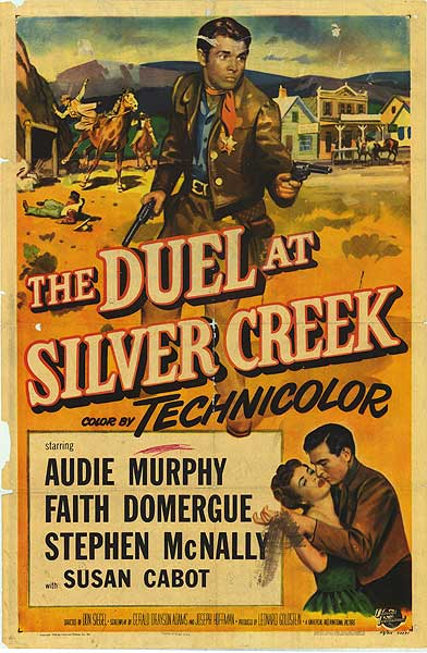 The Duel at Silver Creek movie