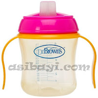 dr brown training cup with soft spout