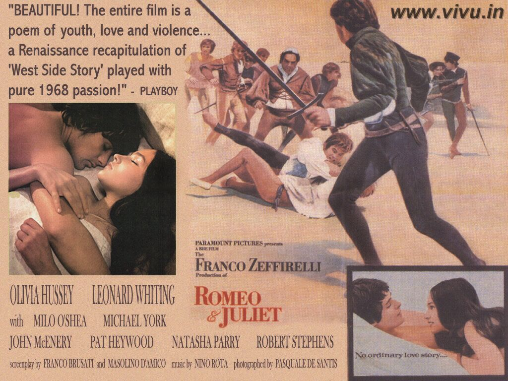 franco zeffirellis film romeo and juliet essay