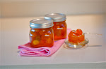 Kumquats in Honey Ginger Syrup