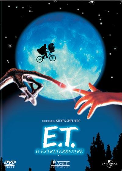 Filme Poster E.T. - O Extraterrestre DVDRip RMVB Dublado