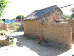 My Family Courtyard in Africa