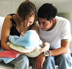 el embaraso a temprana edad
