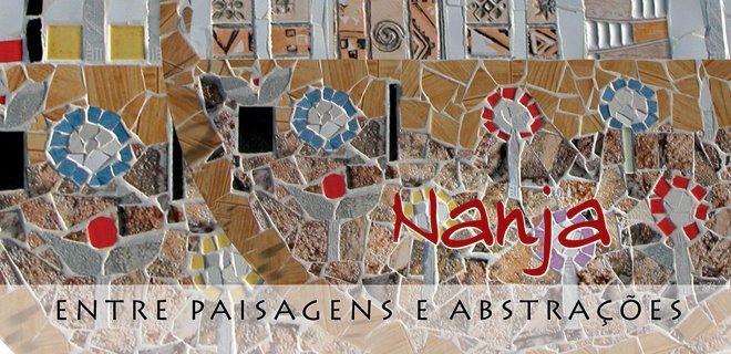 cartaz de exposição na galeria do Museu de Arte Sacra - 2008