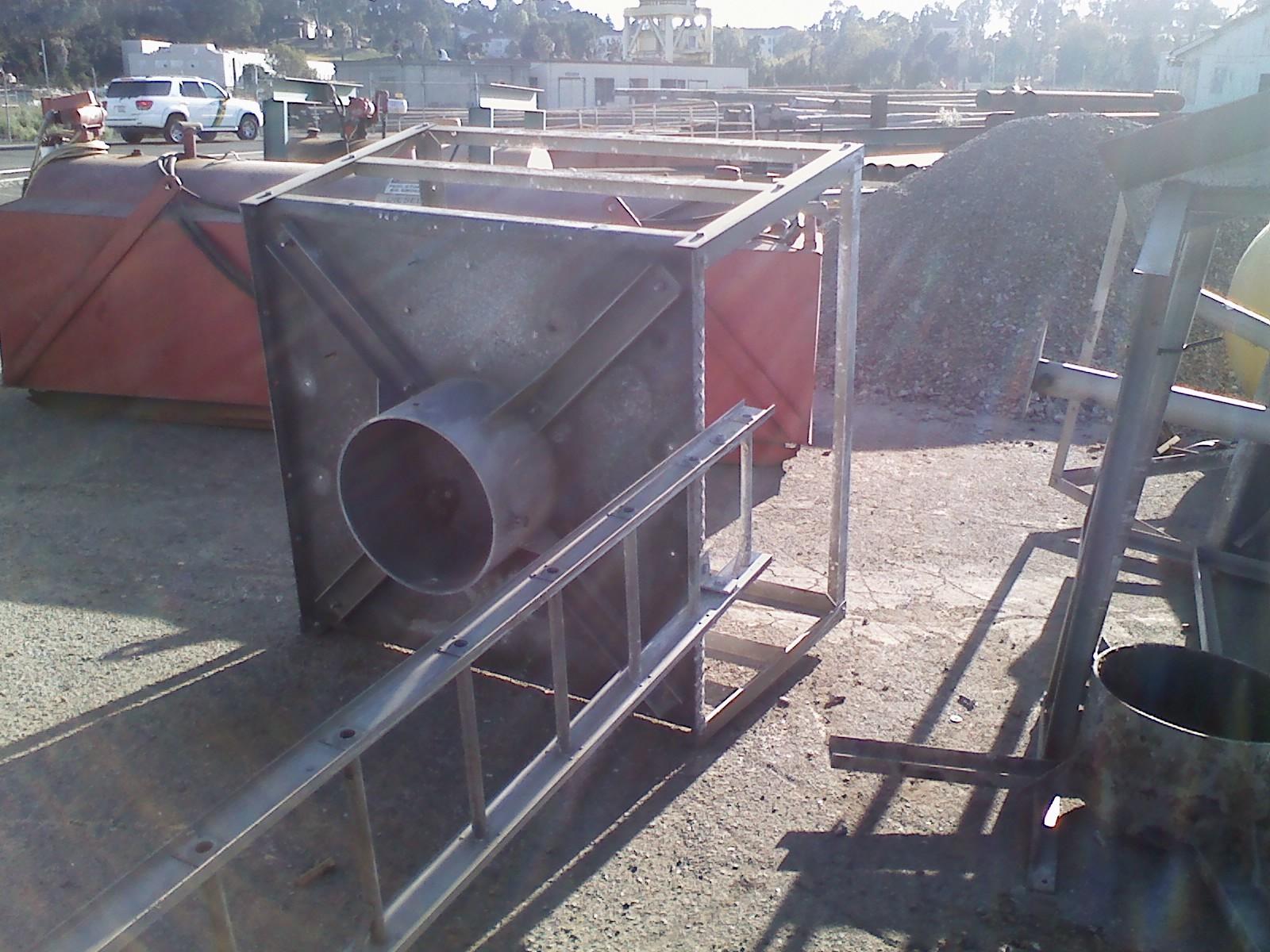 Engine Deck Plates : Building koloa kama hele engine room deckplates