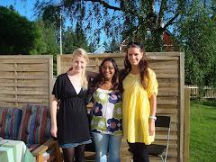 Fina vänner från Sundsvall - Mariana & Josefine