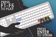 Estilo de juego Jamlegend con teclado