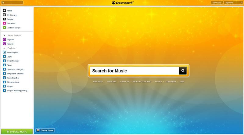 Screenshot+Groveshark