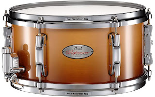 Drum Gear - Pearl Reference Wood Snare Drum