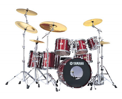 Yamaha Drum Set - Recording Custom Models Drum Set