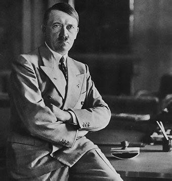 M.A.E. 2 ESO: Adolf Hitler Biography (Video)
