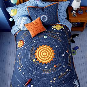 home accessories all solar systems go bedding. Black Bedroom Furniture Sets. Home Design Ideas