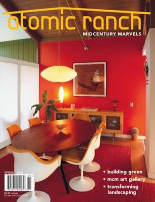 Atomic Ranch Magazine #1 - Spring, 2004
