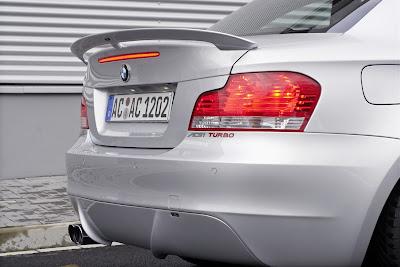 Carscoop ACS1 3 AC Schnitzer ACS1 3.5i: 360 HP BMW 135i Coupe