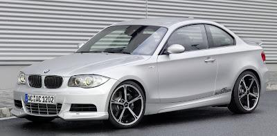 Carscoop ACS1 0 AC Schnitzer ACS1 3.5i: 360 HP BMW 135i Coupe