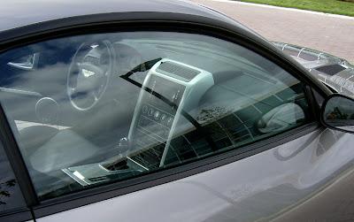 Aston 2 James Bond Aston Martin Vanquish V12 Replica   Based On Ford Mustang Photos