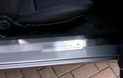 Aston 8 James Bond Aston Martin Vanquish V12 Replica   Based On Ford Mustang Photos